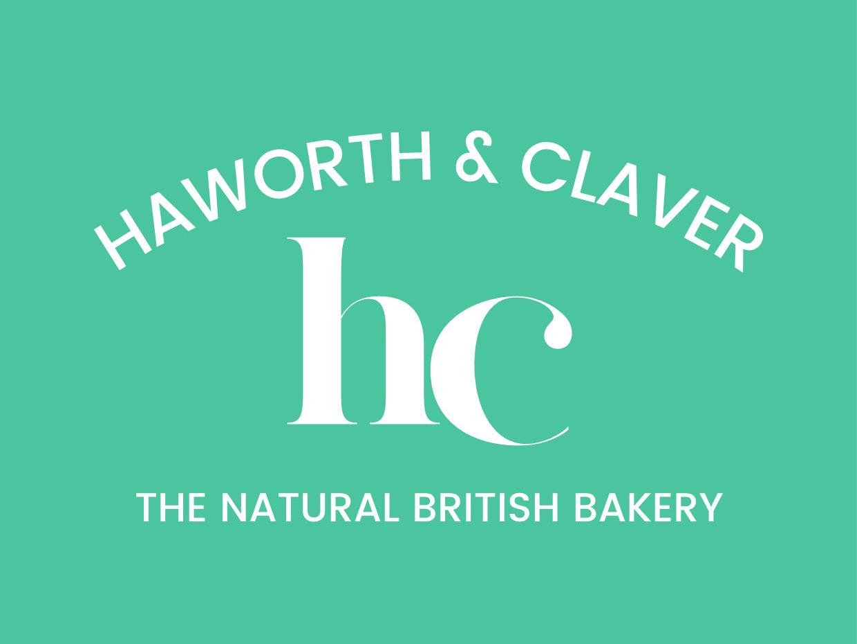 Haworth & Claver Bakery restaurant branding branding concept restaurant food bakery logo bakery logo
