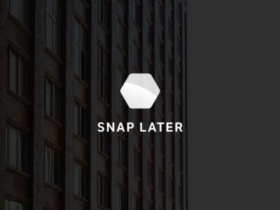 Snap Later branding