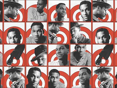 Leon Bridges social graphic flyer retro vintage leon jazz bridges