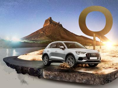 Audi Sonora socialmedia design hermosillo mexico dailyinspiration desert sonora audi