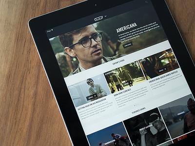 VICE Video App ipad ipad app