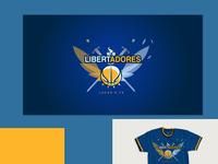 Concept Logo Libertadores