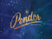 Ponder - Christmas Series