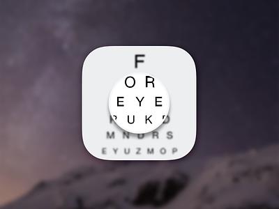 Icon Concept icon ui app ios visual design ryan smith