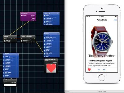 Quartz Composer and Origami origami ui design ios iphone quartz composer ryan smith