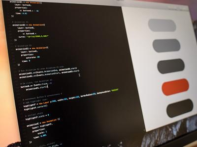 Error Wiggles In Framer framer studio ui prototype motion design code
