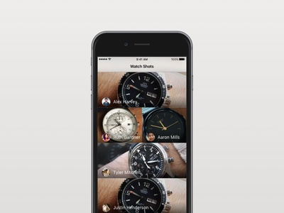 Watch Shots Explorations ryan smith sketch iphone concept design app ui ux ios mobile