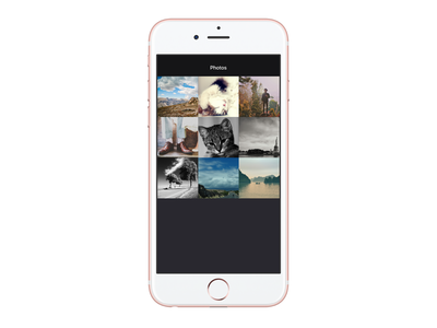 Arrays and Loops sketch app ryan smith design product app interface ios iphone framerjs framer prototype mobile