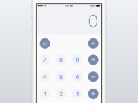 Calculator Iterations
