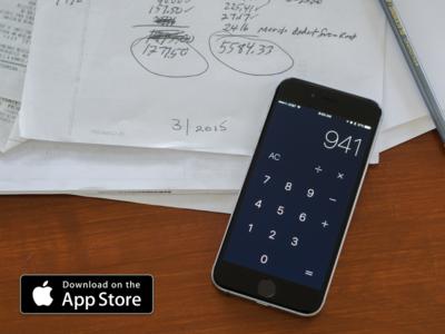 Calculator App sketch app ryan smith swift xcode iphone calculator design app ui ux ios mobile