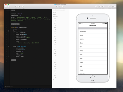 Framer Text Layer text layer design interaction prototyping framer