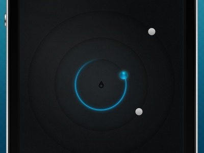 Cycles ryan smith ios iphone app ui ux dark
