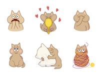 Hamsta Cats