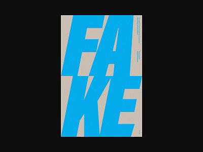Fake custom type xtian typography typographic type swiss posters poster design poster print design graphic design