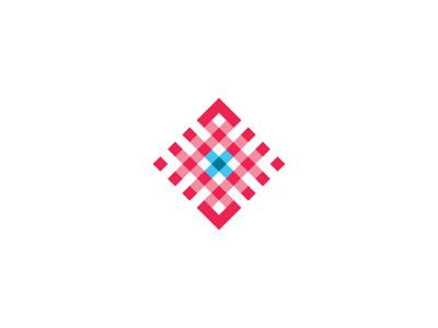 Shawls traditional russian shawl branding design logo