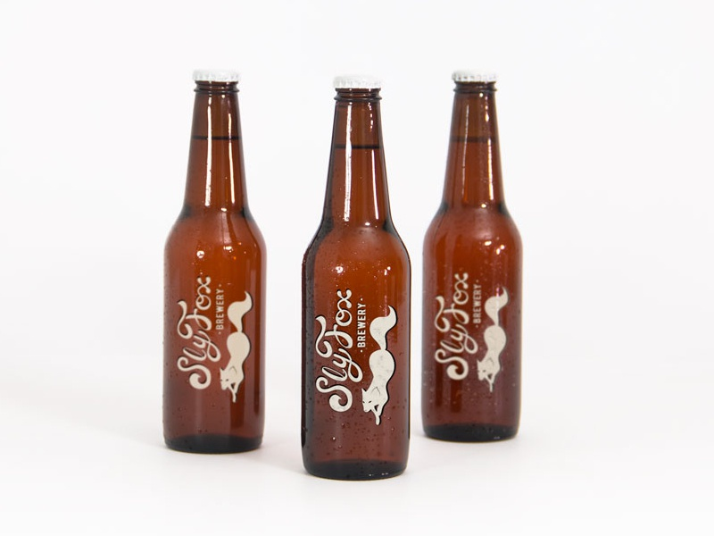Slyfoxbrewery bottles
