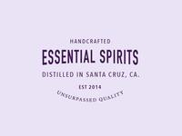 Essential Spirits logo