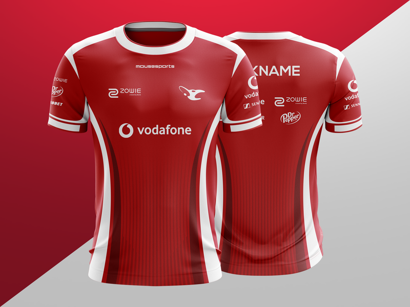 Mousesports Jersey 2018/1