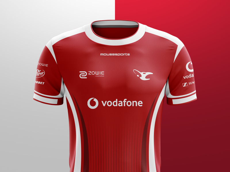 Mousesports Jersey