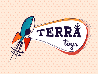 Adding Color terra toys style guides design system rebrand toys