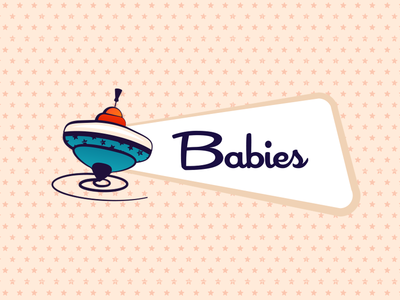 Babies Section terra toys style guides design system rebrand toys