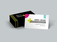 Tech 4 all business cards