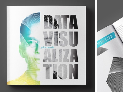 John Maeda's Work in Data Visualization desing book