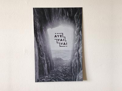 ¡Aye Yai Yai! // Exclandscape Series