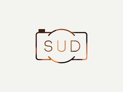 SUD Photography - Logo photography logo camera minimal identity clever
