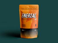 ENERZAL - Branding & Packaging