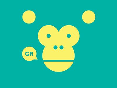gr + ape = grape ape grape monkey android ios absurd logic aplication app icon game rebus