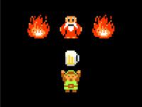 Legend of Zelda - Take This Beer!