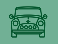 Mini Cooper Icon