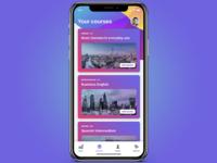 Lingeo - learning app