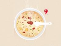 Laba Festival - Drink Laba Porridge