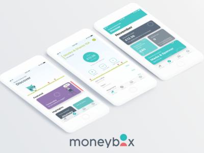 Moneybox App