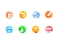 Education app navigation icon