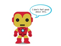 Iron Man Without Jarvis