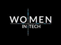 Wo | Men in Tech Logo Concept