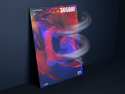 365DAY poster