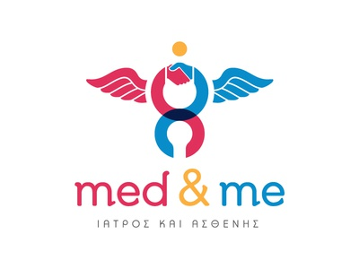 Logo Design Med Me