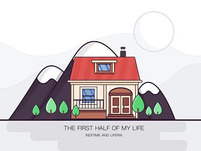 One house house one