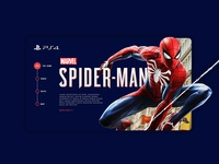 Marvel Spider-Man for PS4 | Concept