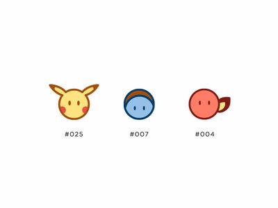 Icon Set | Pokémon