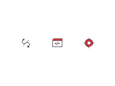 Icon Set | EM Servizi Editoriali web design agency web design company writer thanatos digital agency publishing house self-publishing icons set icons design icon pack icon designer icon design icon a day icon graphic design target icon target web design icon web design graphic design icon graphic
