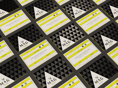 Business Card | MAG Bistrot