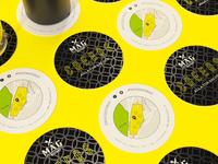 Coasters | MAG Bistrot
