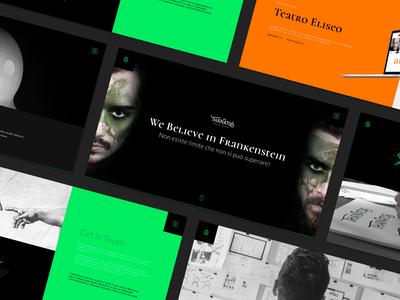 Screens | THANATOS Digital 2.0