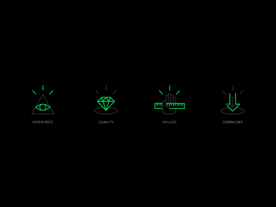 Icons | THANATOS Digital 2.0