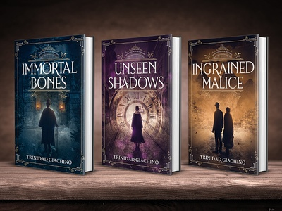 Book covers series